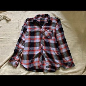 GAP women's flannel